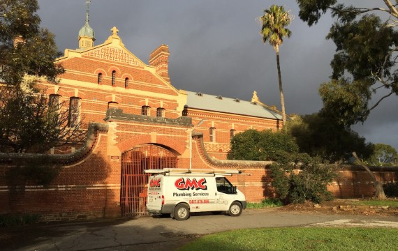 GMC Plumbing Services - Campbelltown Plumbers
